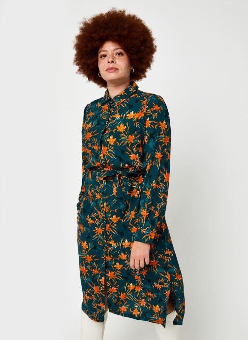 Vêtements Grace & Mila Brune Vert vue droite