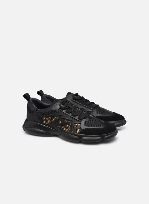 Sneaker BOSS Rapid_Runn_merb schwarz 3 von 4 ansichten