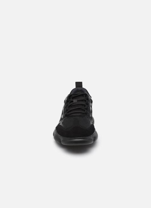 Sneaker BOSS Rapid_Runn_merb schwarz schuhe getragen