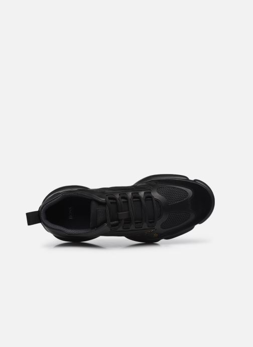 Sneaker BOSS Rapid_Runn_merb schwarz ansicht von links
