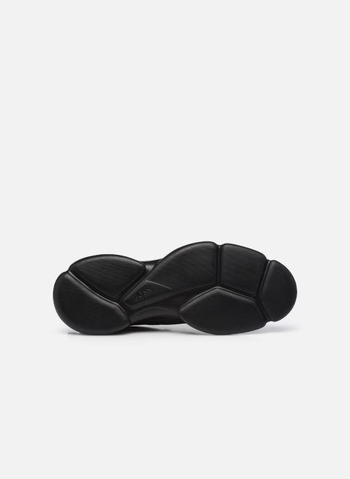 Sneaker BOSS Rapid_Runn_merb schwarz ansicht von oben