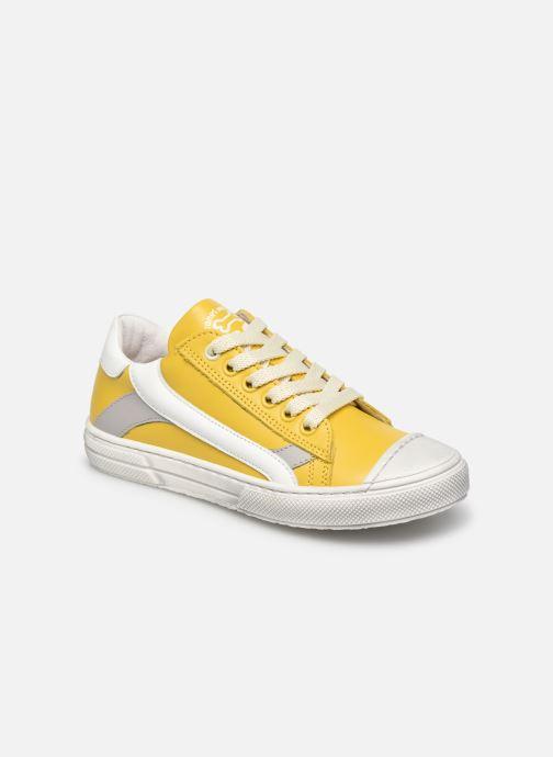 Sneaker Stones and Bones Maust 4346 gelb detaillierte ansicht/modell