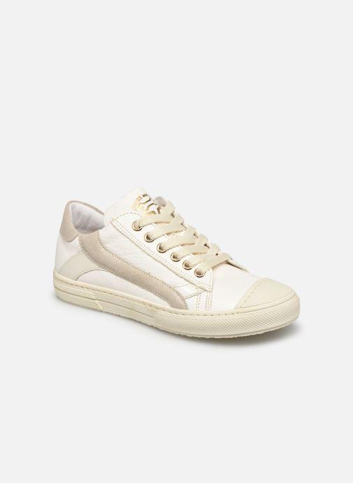 Sneaker Stones and Bones Maust 4346 weiß detaillierte ansicht/modell