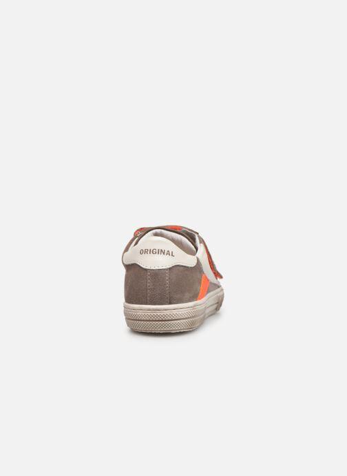 Sneaker Stones and Bones Marro 4347 grau ansicht von rechts