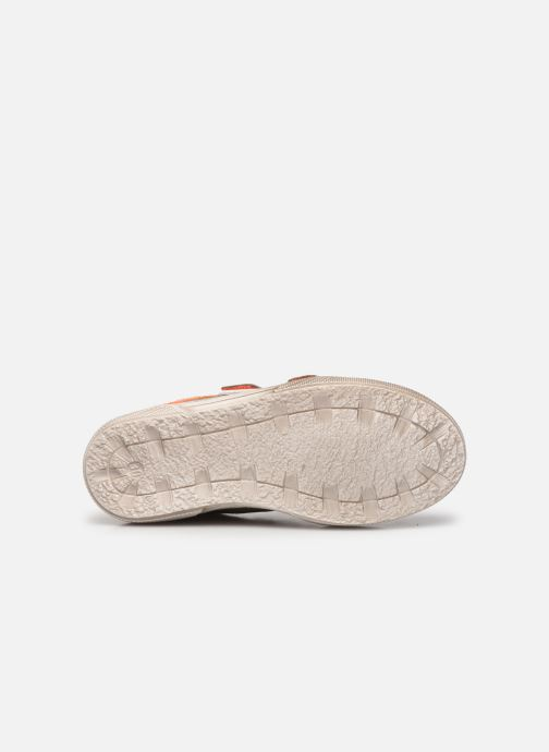 Sneaker Stones and Bones Marro 4347 grau ansicht von oben