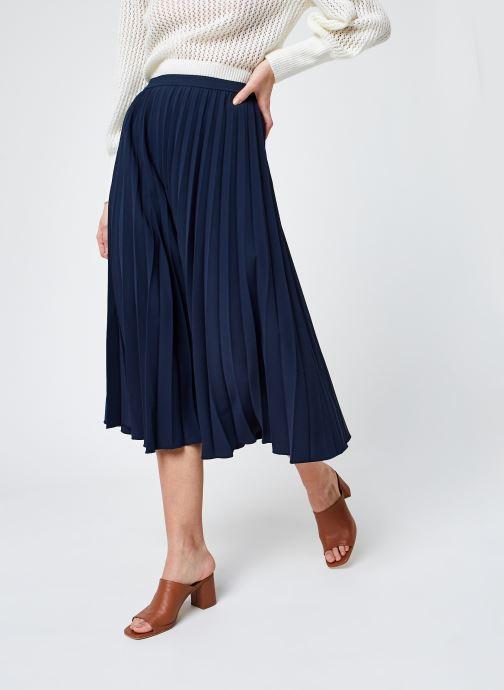 Vêtements Knowledge Cotton Apparel Daffodil Bleu vue détail/paire