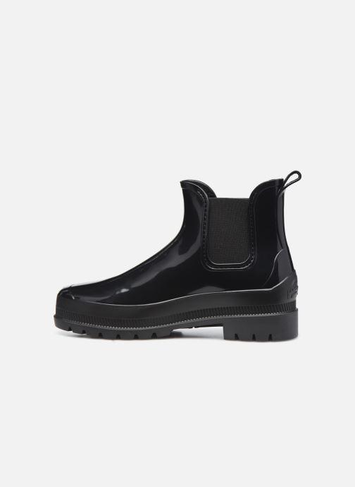 Bottines et boots Pataugas RAINBOW F4F Noir vue face
