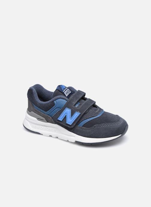 Sneakers New Balance PZ997 M Blå detaljeret billede af skoene