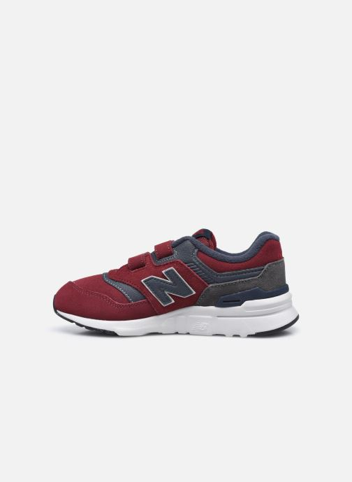 Baskets New Balance PZ997 M Rouge vue face