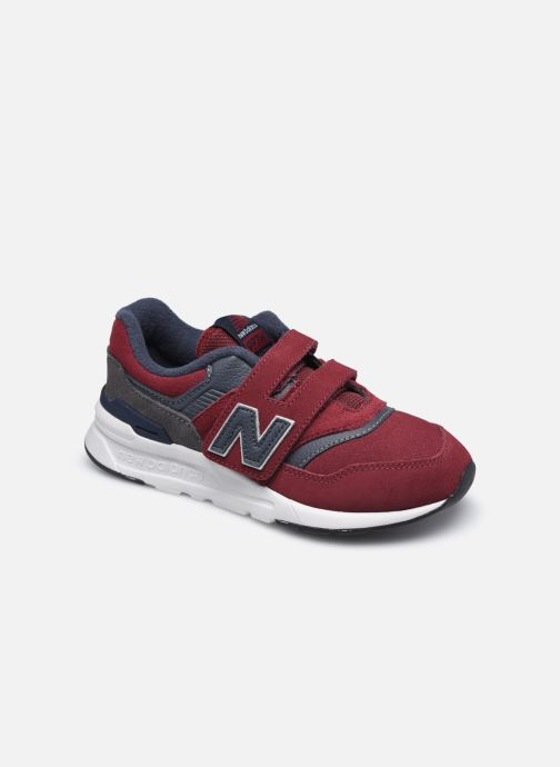 Baskets New Balance PZ997 M Rouge vue détail/paire