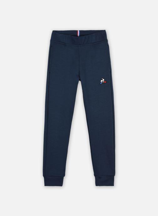 Vêtements Le Coq Sportif ESS Pant Slim N°2 Enfant Bleu vue détail/paire