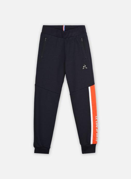 Vêtements Le Coq Sportif TECH Pant Slim N°1 Enfant Bleu vue détail/paire