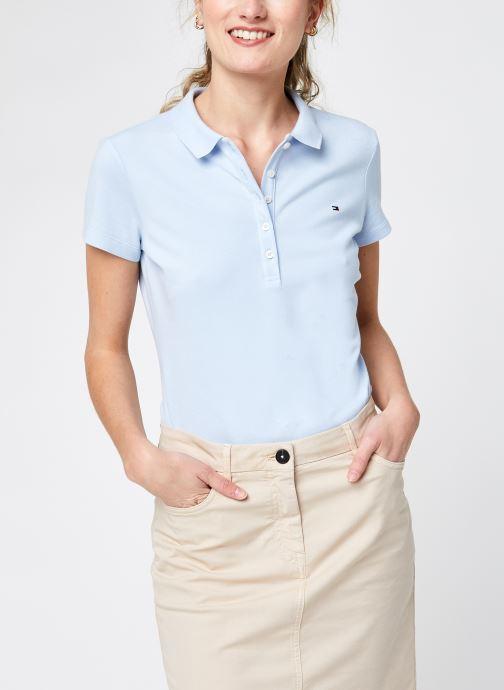 Vêtements Accessoires Short Sleeve Slim Polo