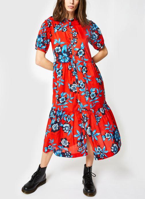 Vêtements Accessoires Voile Floral F&F Long Dress Ss