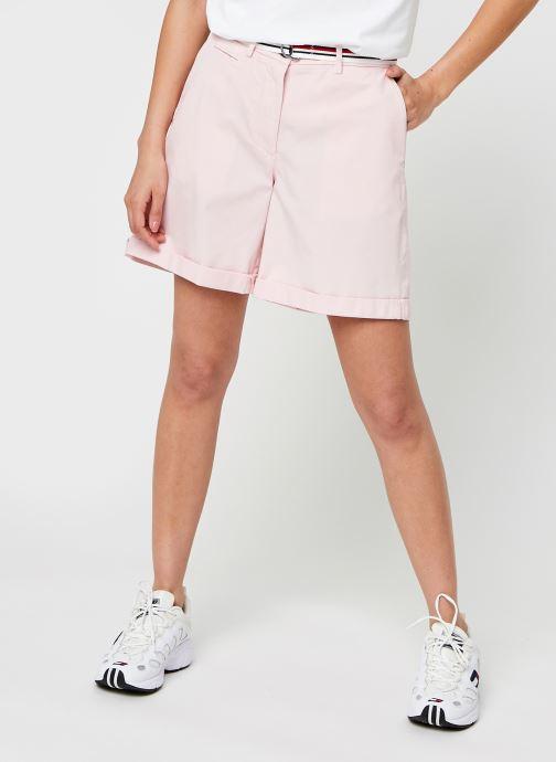 Vêtements Accessoires Co Tencel Slim Short