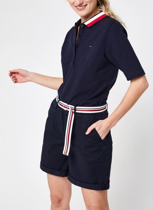 Vêtements Accessoires Regular Glb Stp Polo 1/2 Slv