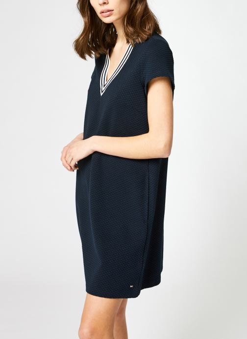 Robe mini - Textured Shift
