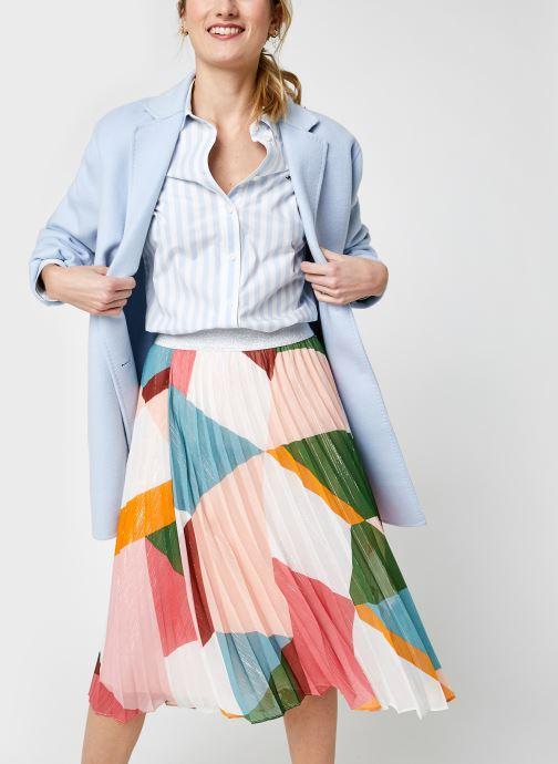 Kleding Tommy Hilfiger Sb Double Face Wool Blend Coat Blauw detail