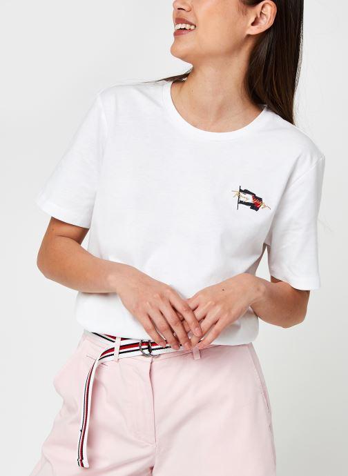 Vêtements Accessoires Regular Flag C-Nk Tee Ss