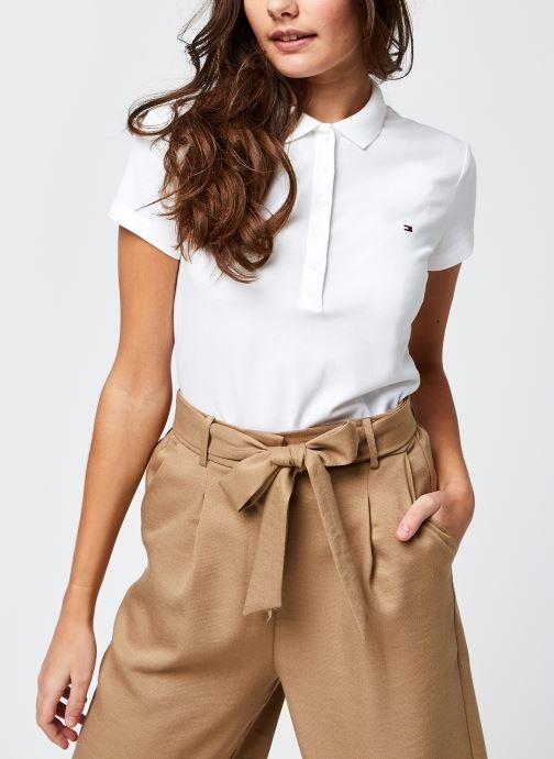 Vêtements Accessoires Heritage Short Sleeve Slim Polo