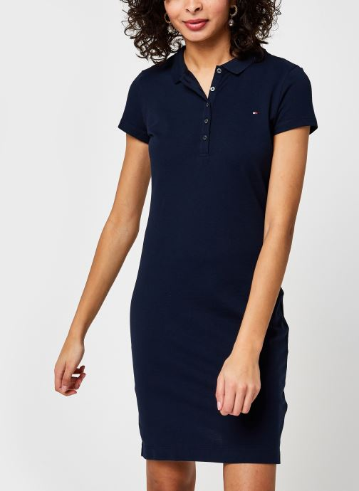 Robe mini - Heritage Slim Polo Dress
