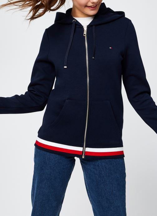 Sweatshirt hoodie - Heritage Zip-Through Hoodie