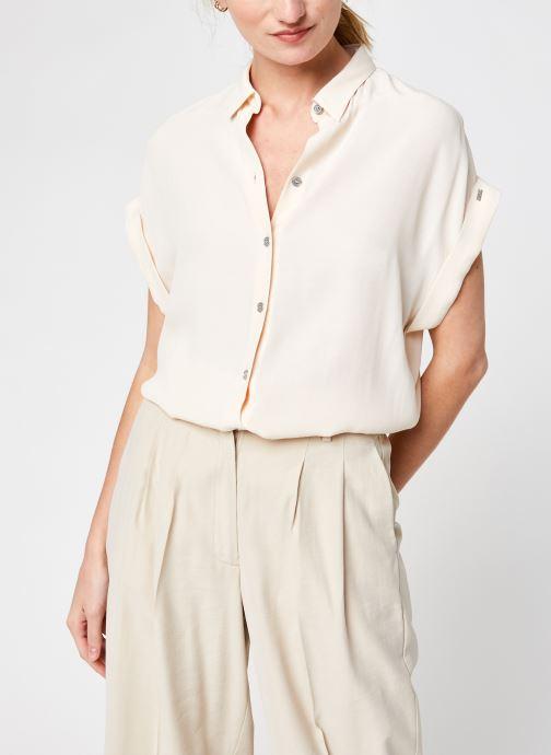 Vêtements Accessoires Ss Turn Up Shirt