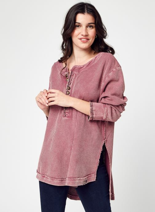 Kleding Accessoires Fall For You Henley