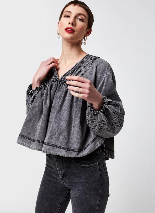 Tøj Accessories Charlotte Denim Blouse