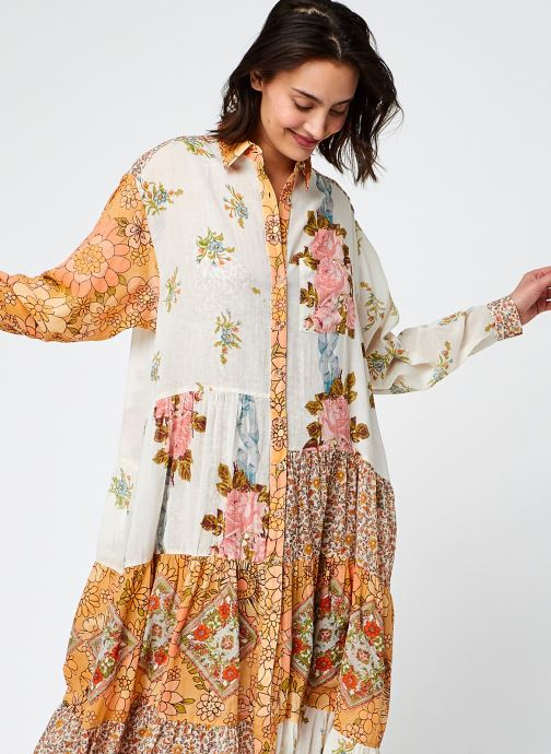 Kleding Free People Days Of Ditzies Multicolor detail
