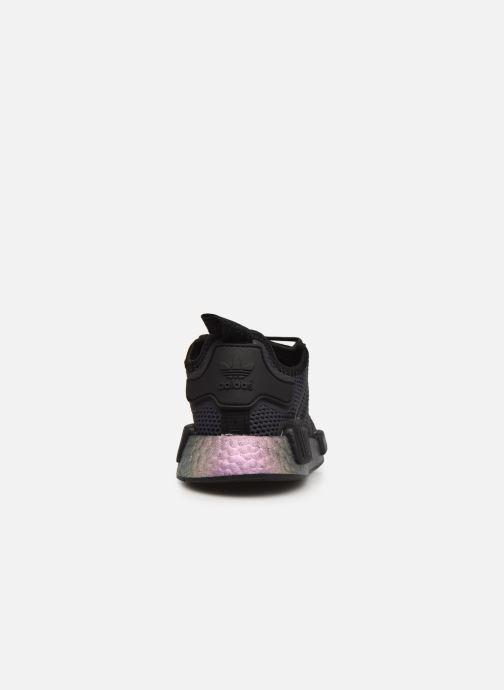 Sneaker adidas originals Nmd_R1 J schwarz ansicht von rechts