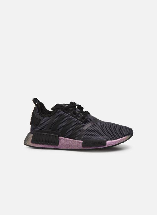 Sneaker adidas originals Nmd_R1 J schwarz ansicht von hinten
