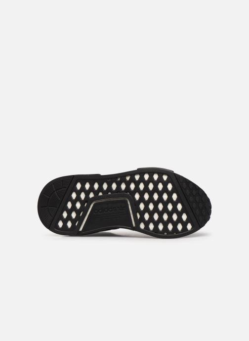 Sneaker adidas originals Nmd_R1 J schwarz ansicht von oben