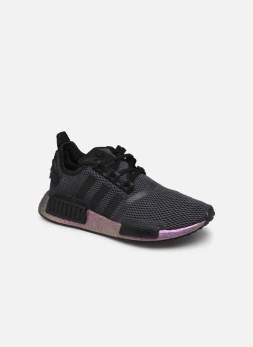 Sneaker adidas originals Nmd_R1 J schwarz detaillierte ansicht/modell
