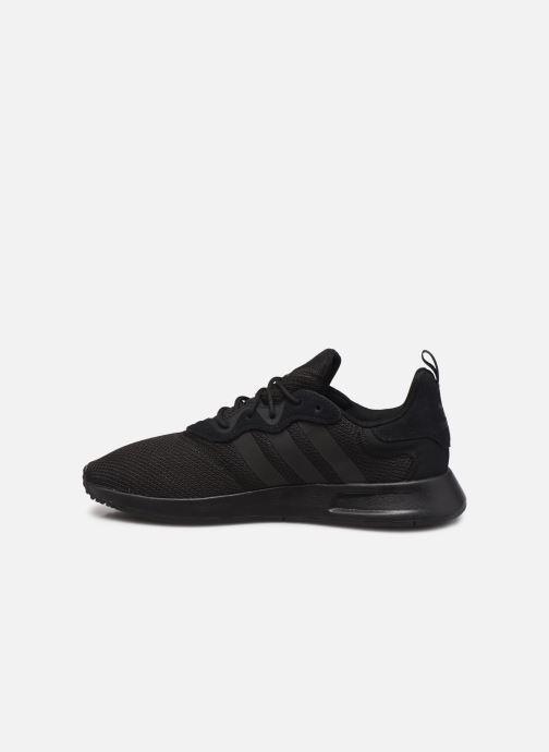 Sneaker adidas originals X_Plr S schwarz ansicht von vorne