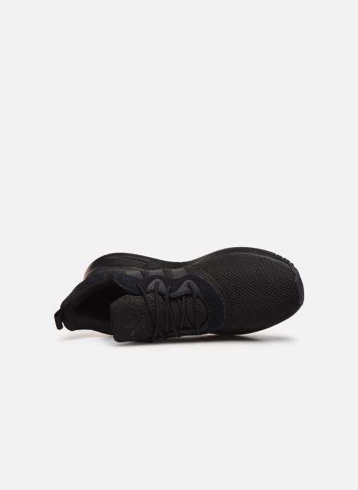 Sneaker adidas originals X_Plr S schwarz ansicht von links