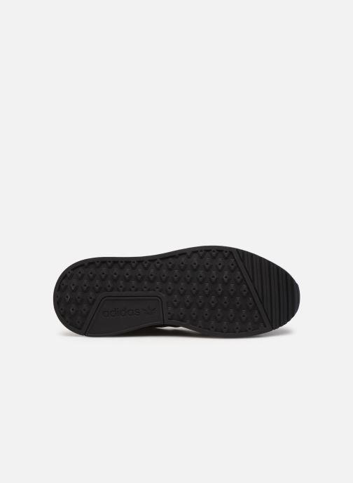 Sneaker adidas originals X_Plr S schwarz ansicht von oben