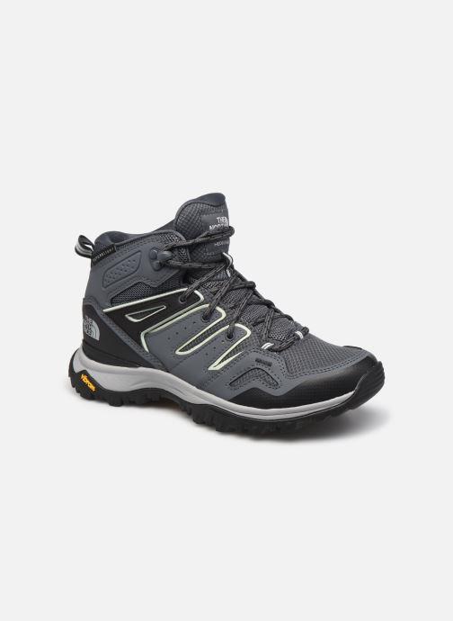 Chaussures de sport The North Face W Hedgehog Mid Futurelight Gris vue détail/paire
