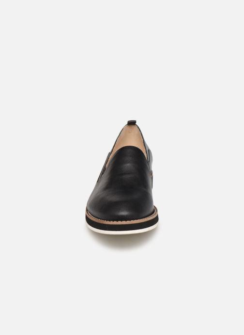 Slipper San Marina MARCALA schwarz schuhe getragen