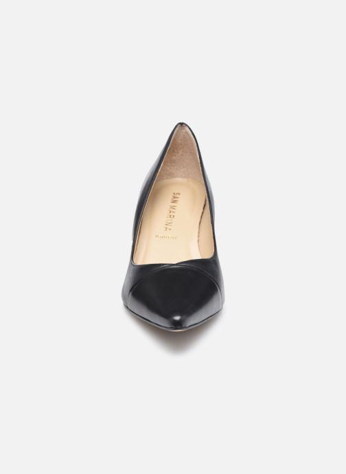 Zapatos de tacón San Marina TIFINI Negro vista del modelo