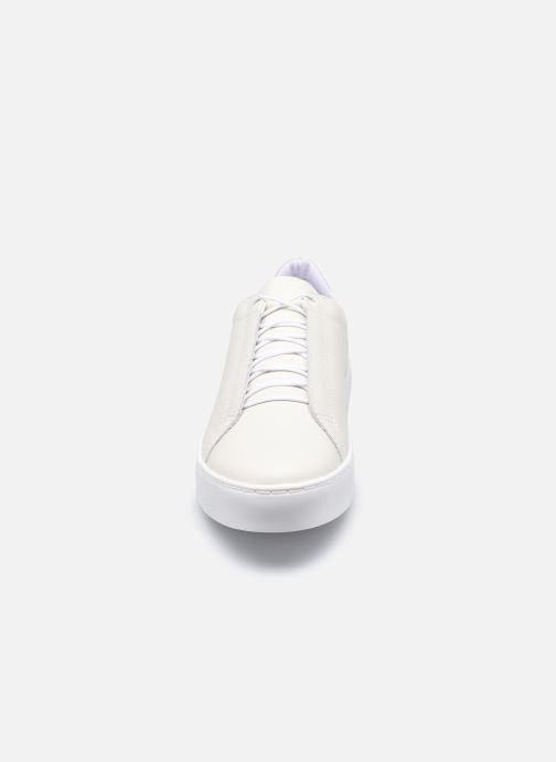 Sneaker San Marina VEBAKA weiß schuhe getragen