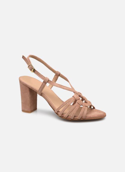 Sandalen Georgia Rose Tamys rosa detaillierte ansicht/modell