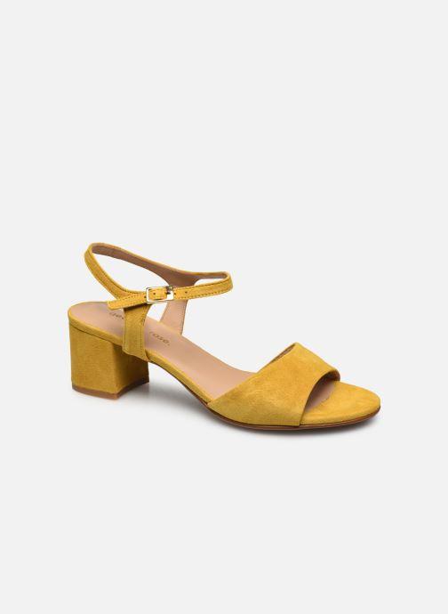 Sandalen Georgia Rose Taura gelb detaillierte ansicht/modell