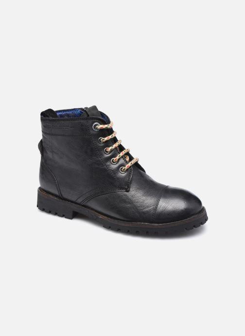 Stiefeletten & Boots Kinder Combat Black
