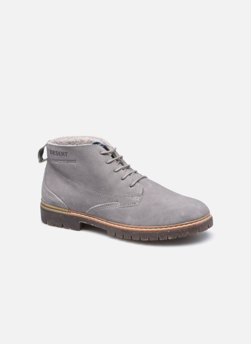 Stiefeletten & Boots Pepe jeans Combat Desert grau detaillierte ansicht/modell