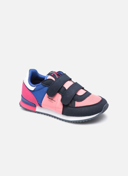 Baskets Pepe jeans Sydney Basic Girl S Multicolore vue détail/paire