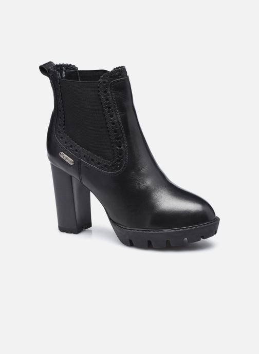 Stiefeletten & Boots Pepe jeans Vernon Chelsea schwarz detaillierte ansicht/modell