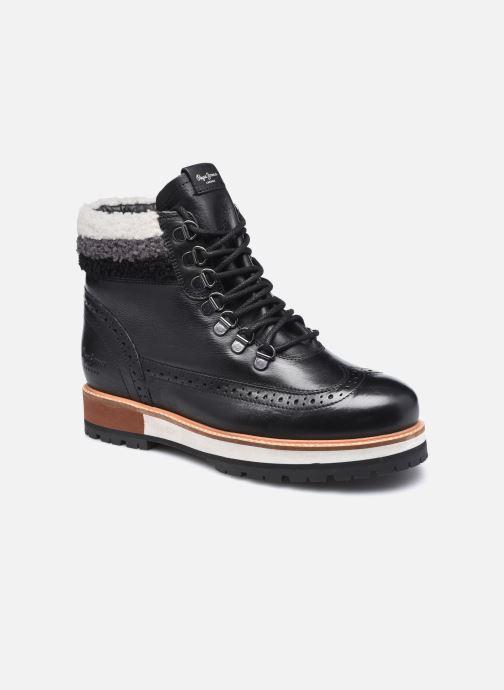 Stiefeletten & Boots Pepe jeans Montreal Hyke schwarz detaillierte ansicht/modell