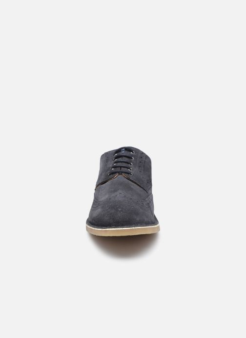 Veterschoenen Pepe jeans Fenix Brogue Blauw model
