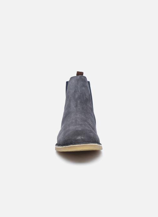Boots en enkellaarsjes Pepe jeans Fenix Chelsea Blauw model